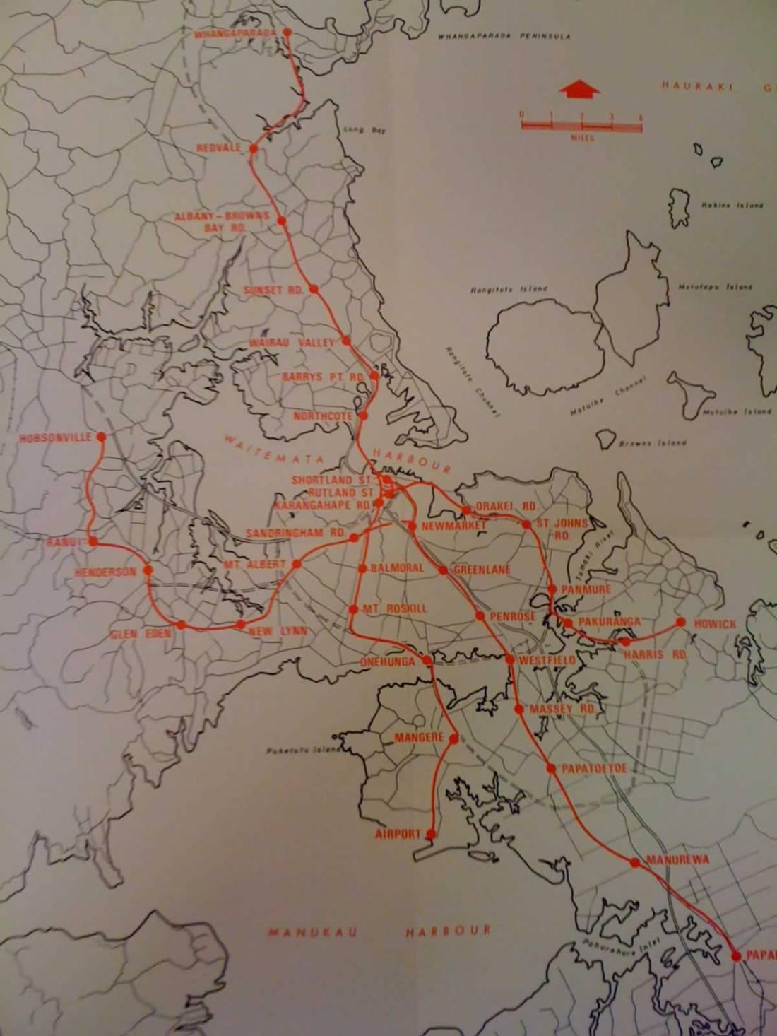 1972 Auckland Rapid Transit