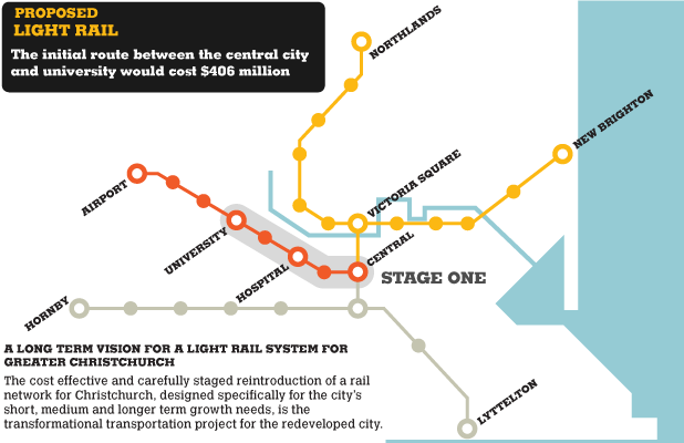 "Looking back: Light rail in Christchurch – ""Bob's folly"" or missed opportunity?"